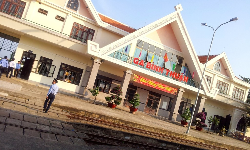 Ga Binh Thuan Train Station