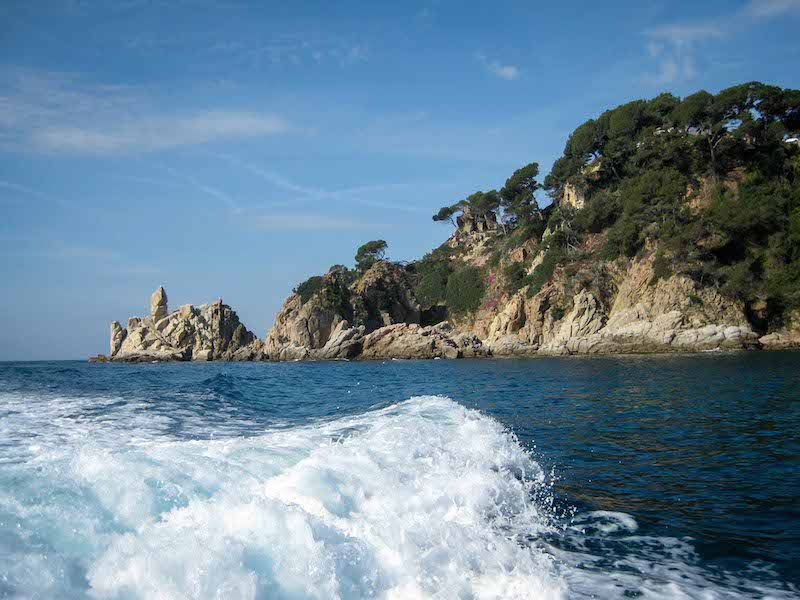 Costa Brava Spain Activities - Boating Lloret