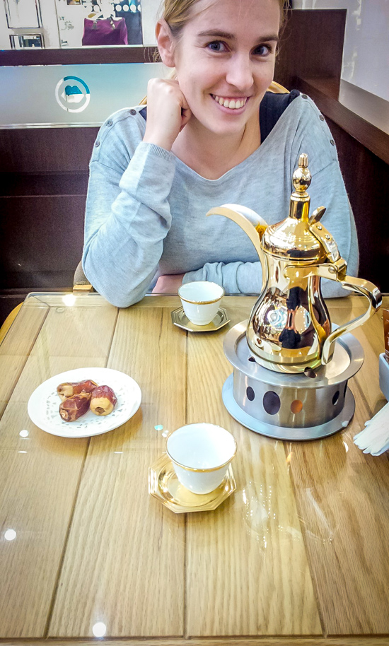 Abu Dhabi Arabic Coffee