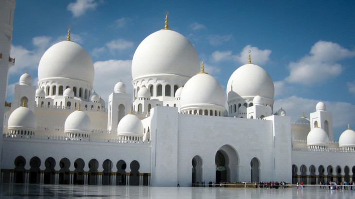 48 Hours in Abu Dhabi