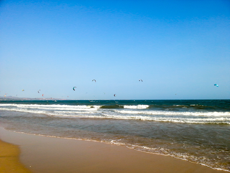 Mui Ne Kite Surfers
