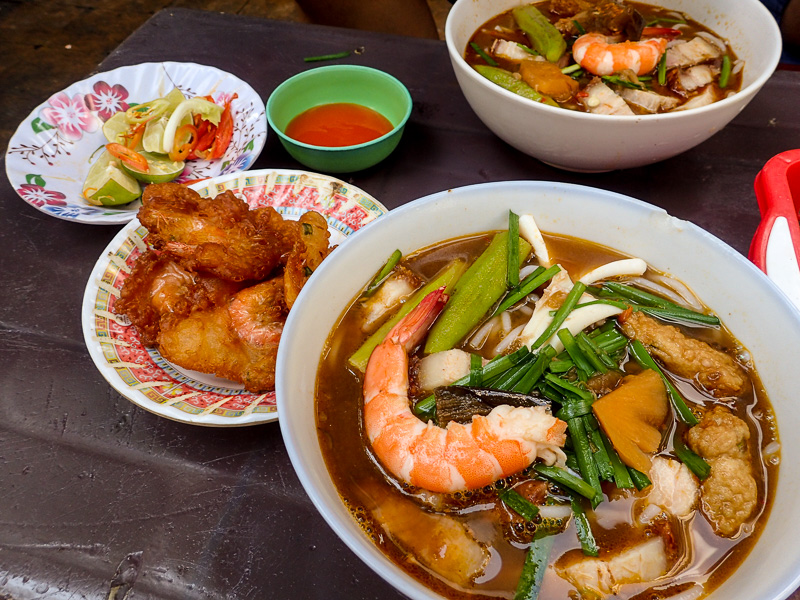 Things to do in Vietnam: Saigon Soup Lunch Lady