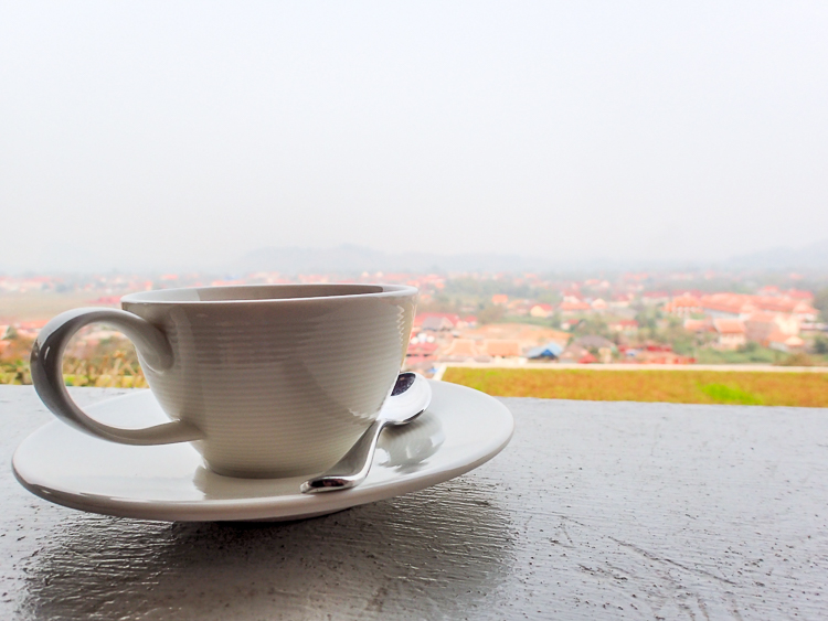 Luang Prabang View Hotel Coffee