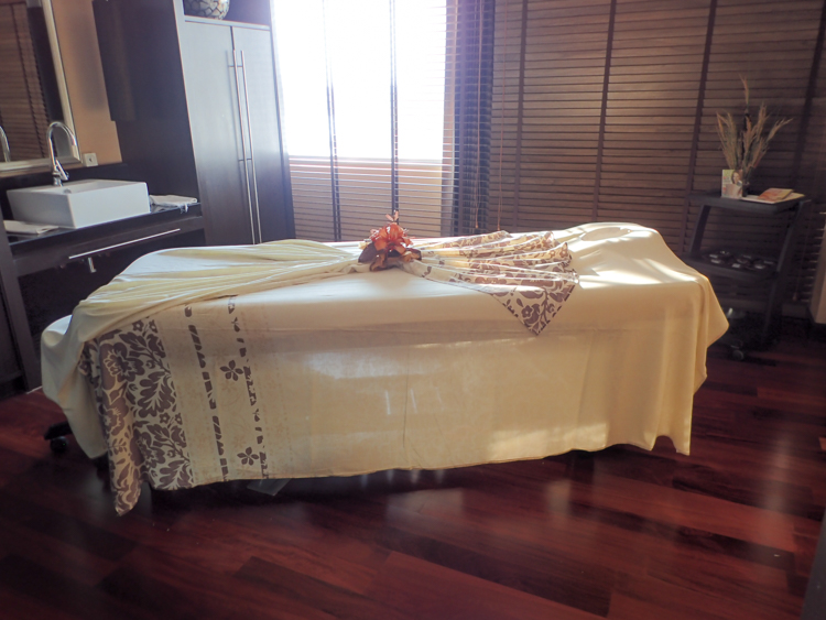 Ramada Bangkok Spa Treatment Room