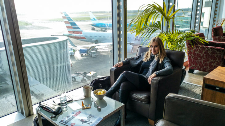 American Airlines 757 Retrofit Business Class Review