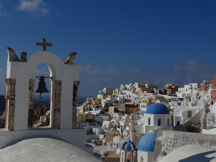 Santorini Island, Greece Summer Getaway