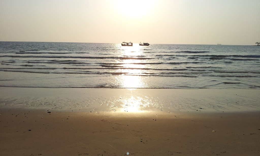 Koh Rong Samloem Sonnenuntergang