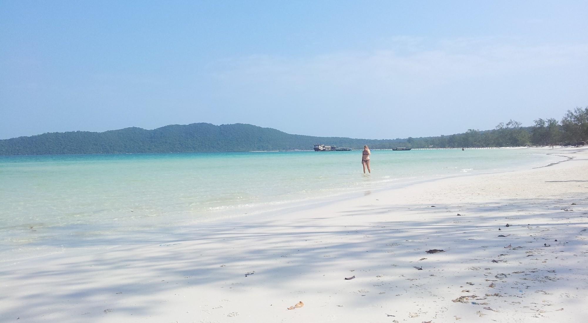 Koh Rong Samloem Reisebericht