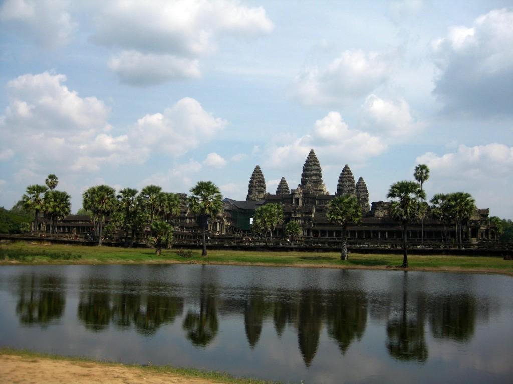 Kambodscha Rundreise - Reiseroute mit Angkor Wat und mehr