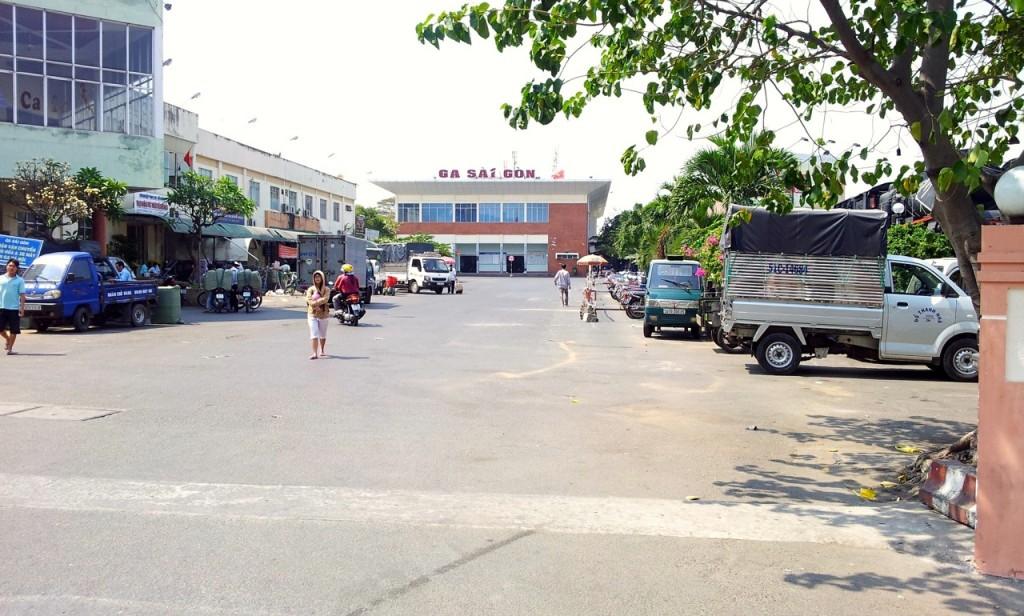 Ga Sai Gon, der Bahnhof von Saigon