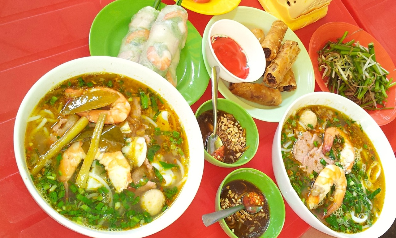 Saigon Food Guide: 8 Foods and Drinks You Should Try