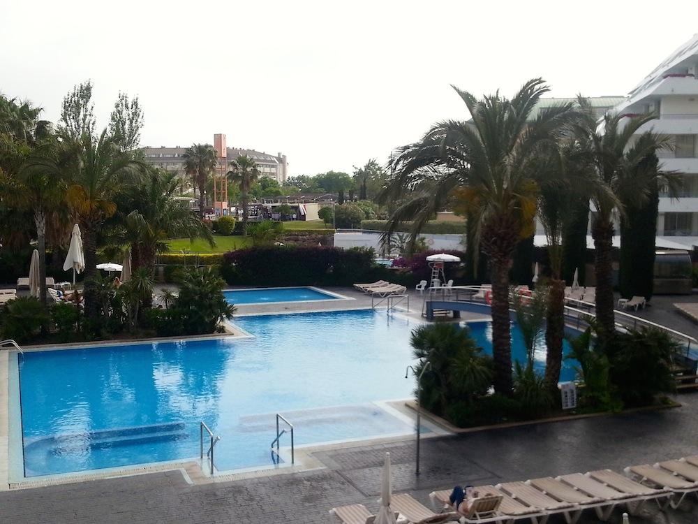 Aquahotel Onabrava Pool