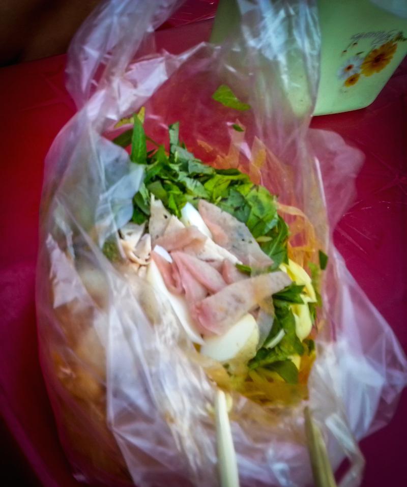 Mui Ne Vietnam Salad