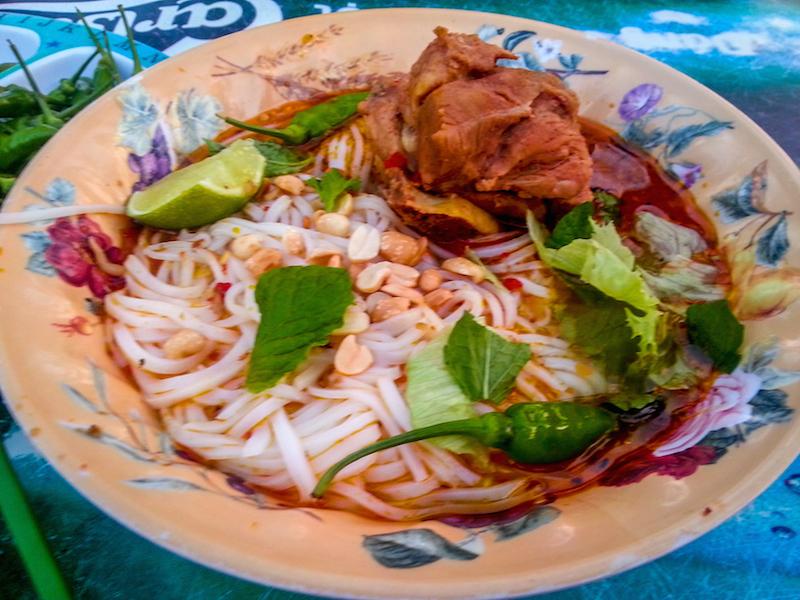 Travel to Mui Ne for this Bun Bo Soup