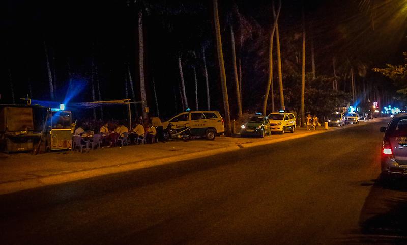 Mui Ne Vietnam Taxis