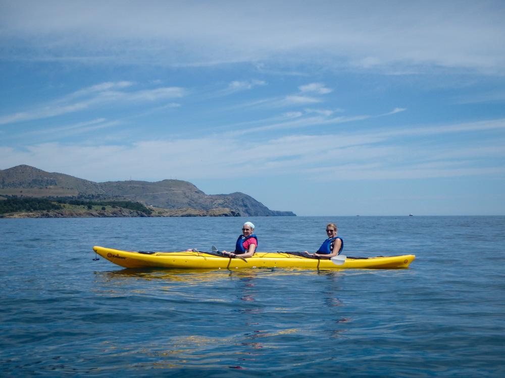Costa Brava Spain Activities - Kayaking