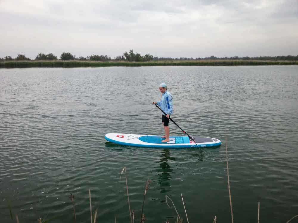 Costa Brava Spain Activities - Stand up paddle