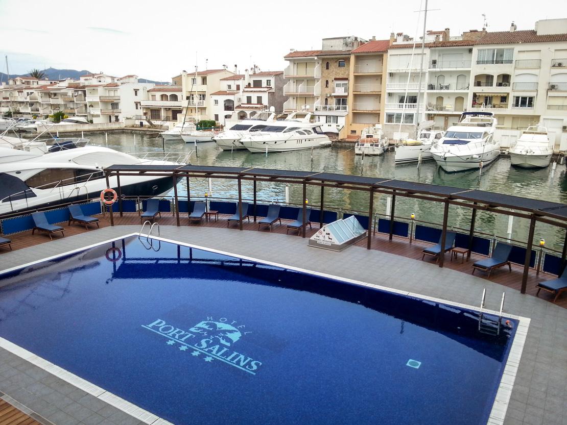 Review of Hotel Port Salins in Empuriabrava