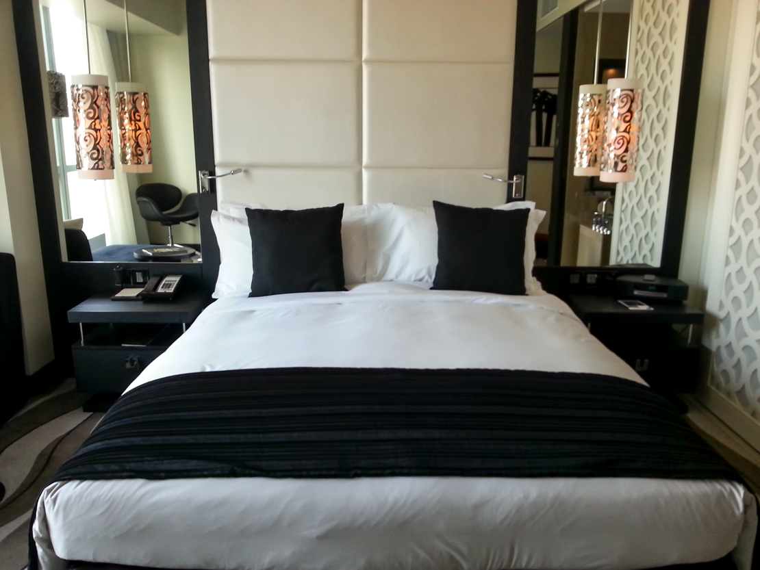 Sofitel Abu Dhabi Bed