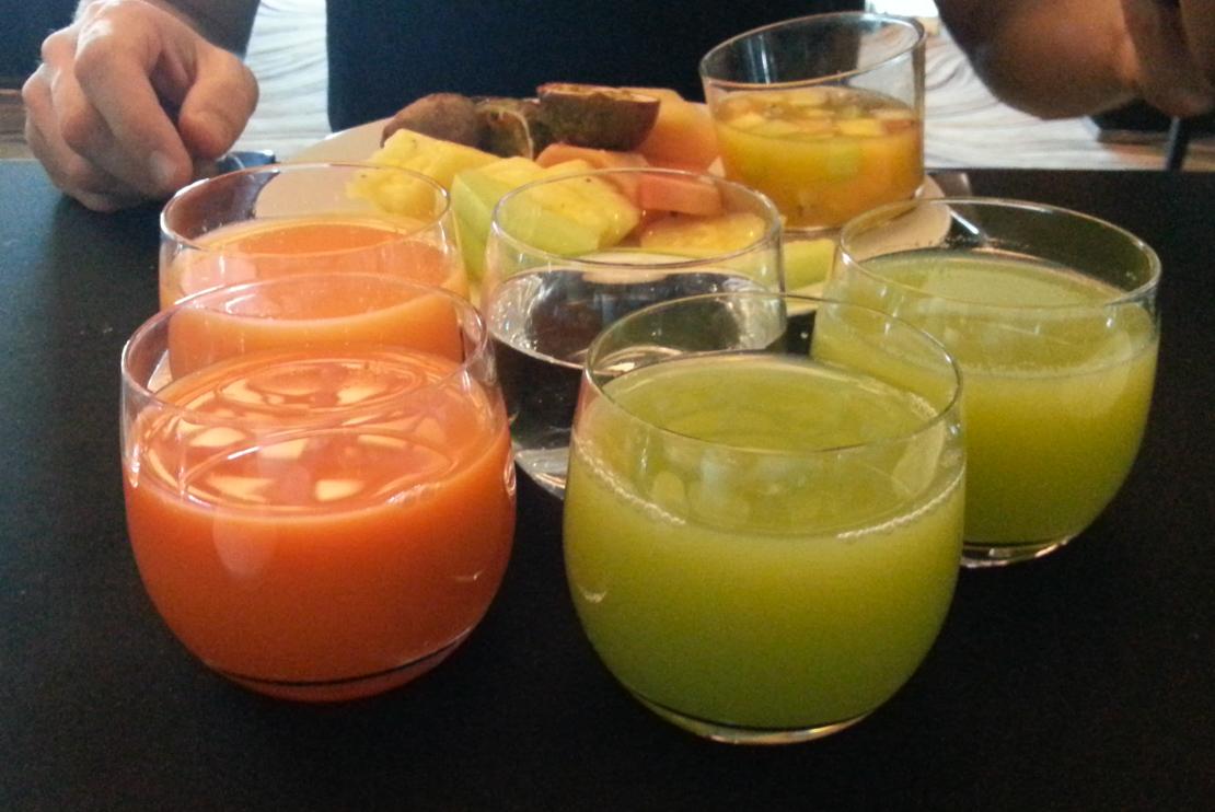 Sofitel Abu Dhabi Breakfast