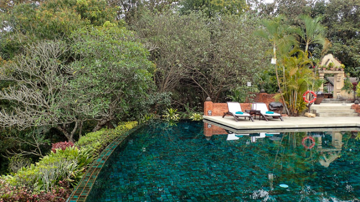 Belmond La Residence Phou Vao Pool