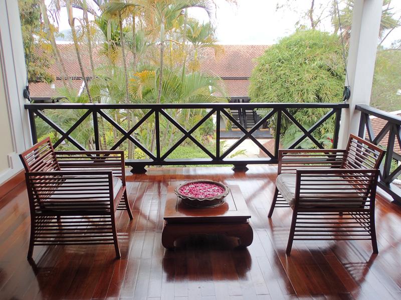 Belmond La Residence Phu Vao Balcony