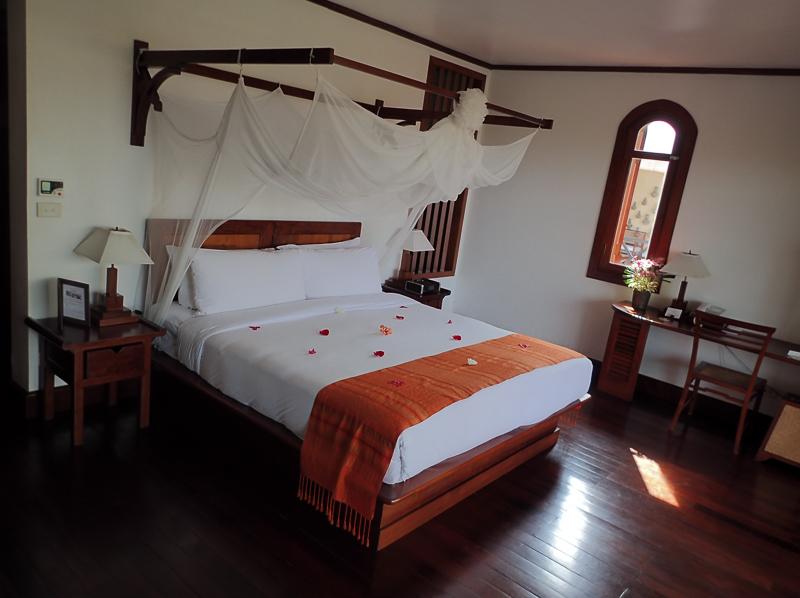 Belmond La Residence Phu Vao Bed