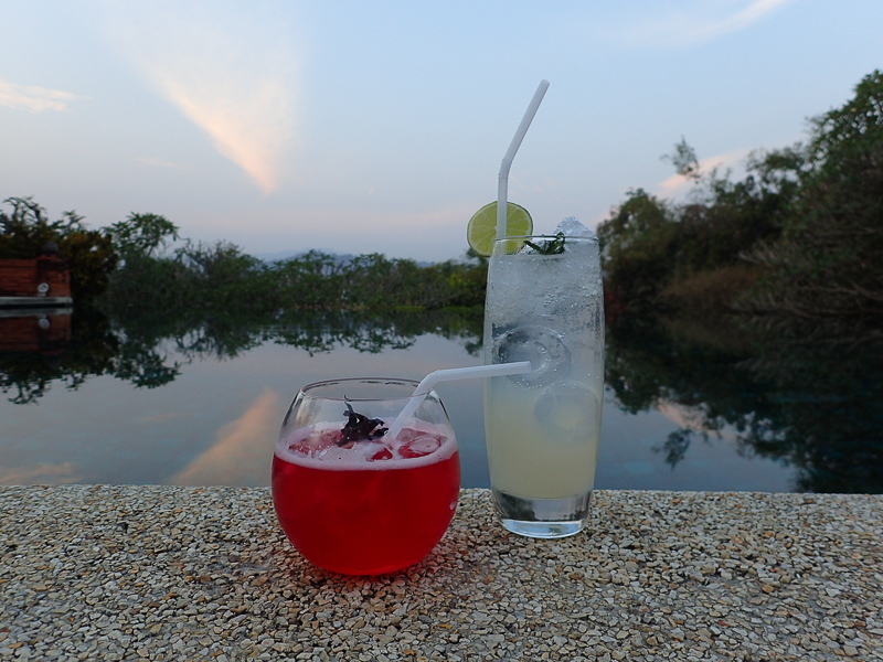 Belmond La Residence Phu Vao Evening Cocktails