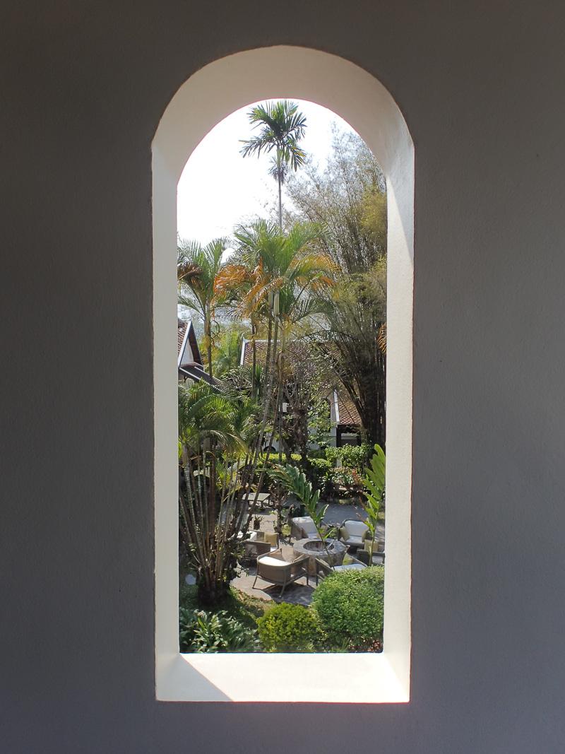 Belmond La Residence Phu Vao Garden Detail