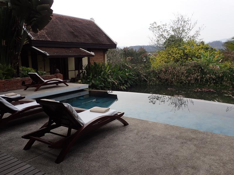 Belmond La Residence Phu Vao Spa Pool