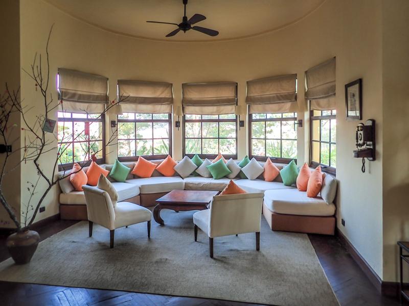 Ana Mandara Villas Dalat Living Room