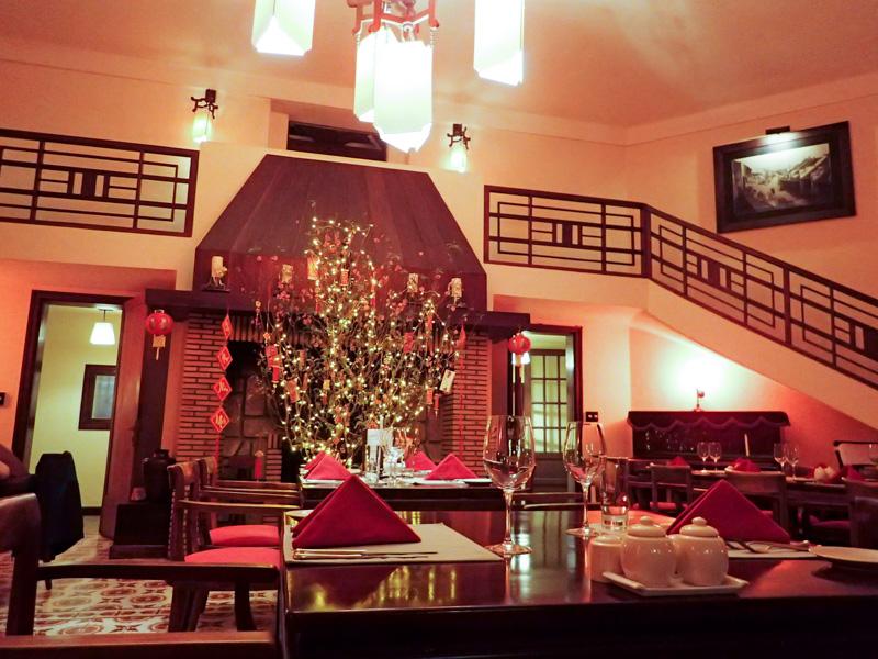 Ana Mandara Villas Dalat Restaurant