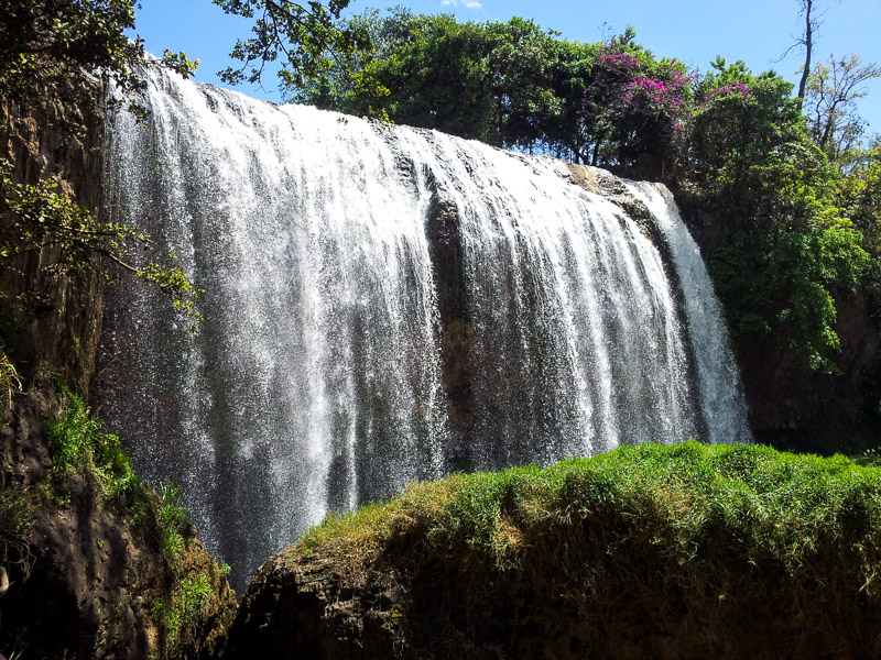 Things to Do in Vietnam: Elephant Falls