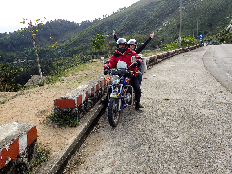 Things to Do in Vietnam: Motorbike Tour On the Bike
