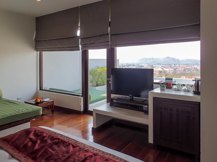 Luang Prabang View Hotel Room View