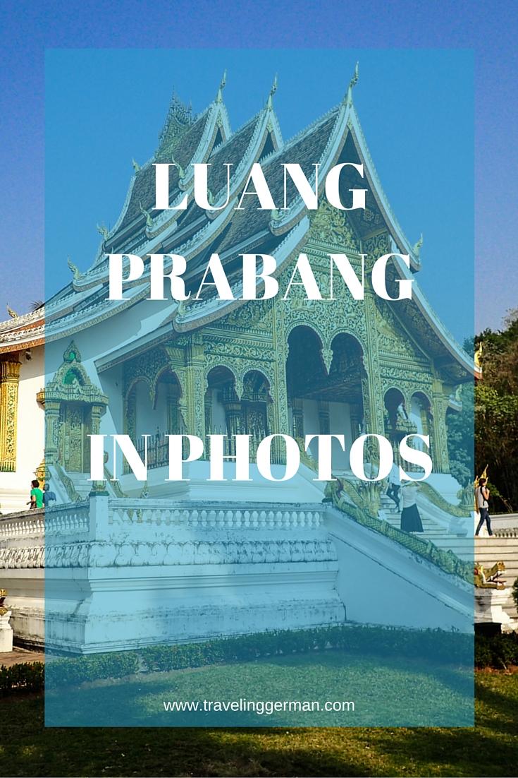 Luang Prabang Photos