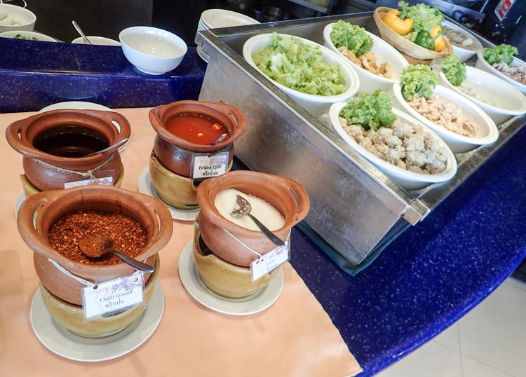 Ramada Bangkok Breakfast Buffet