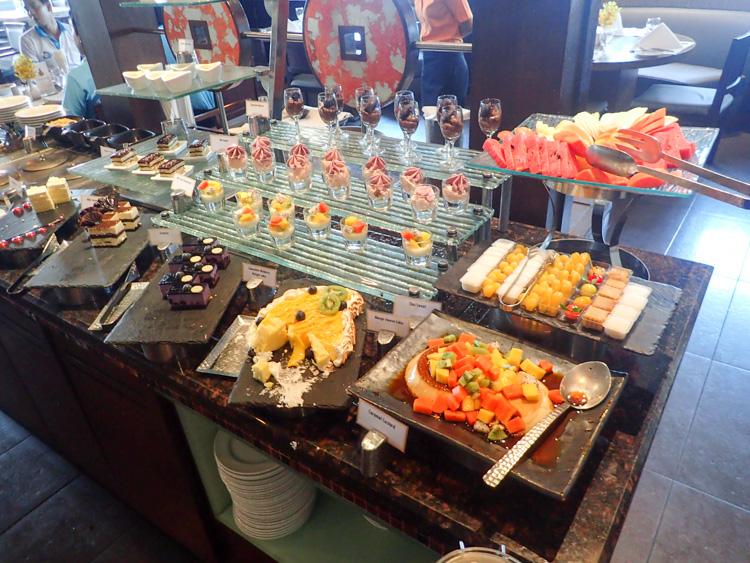 Dessert Buffet Majestic Hotel Bangkok
