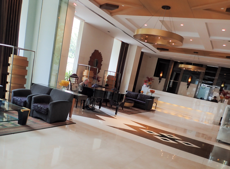 Majestic Grande Bangkok Lobby