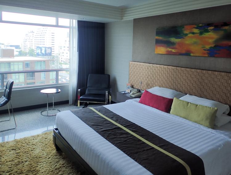 Majestic Grande Hotel Bangkok Room Photo