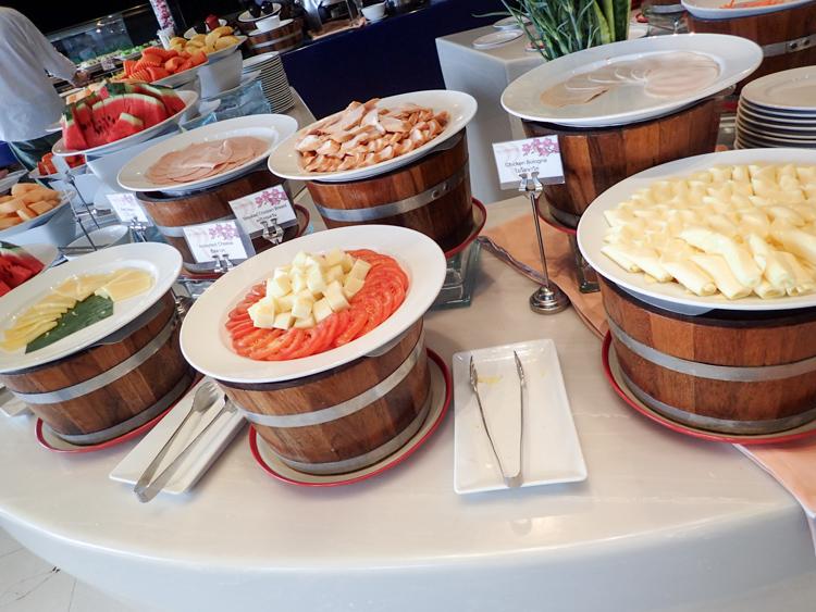 Ramada Plaza Bangkok Menam Riverside Breakfast Buffet