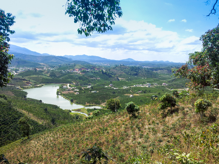 Easy Riders Tour Central Highlands Vietnam