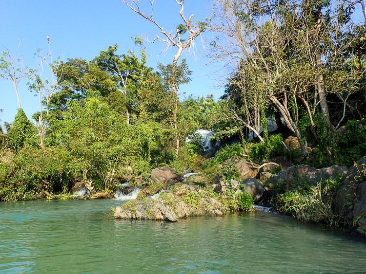 Fairy Pool above Dray Sap Waterfall