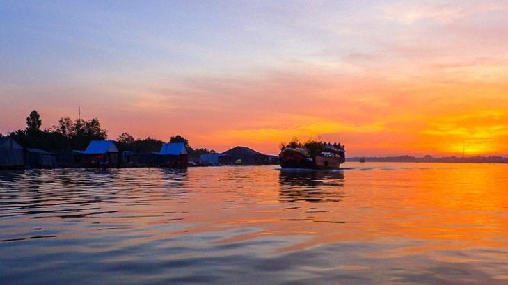 Mekong Delta Reisebericht
