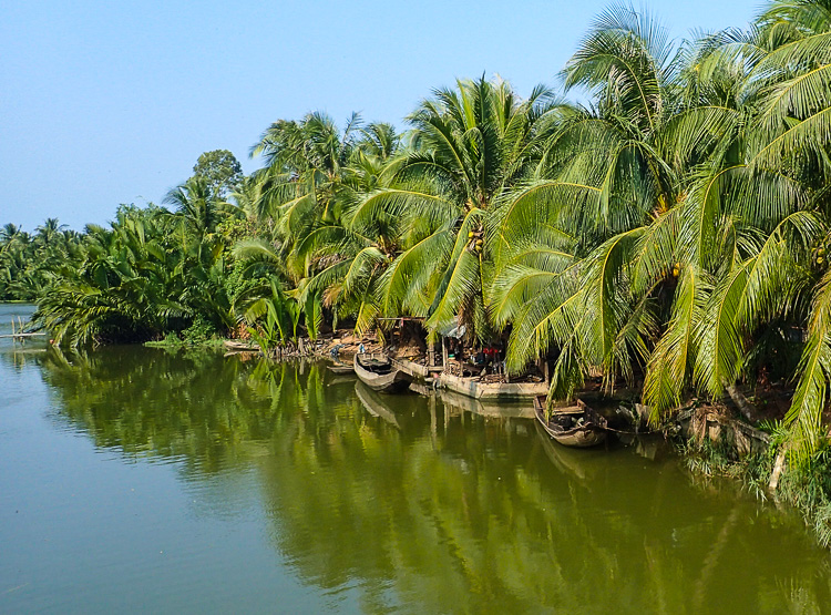 Ben Tre in the Mekong Delta Without a Tour: How to do it
