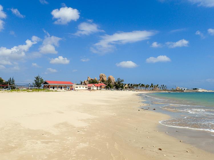 Ninh Chu Bay Beach Club Vietnam