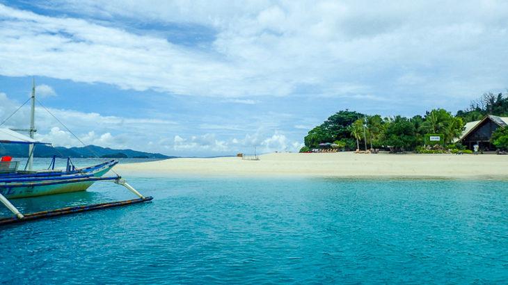 Insel Hopping in Palawan