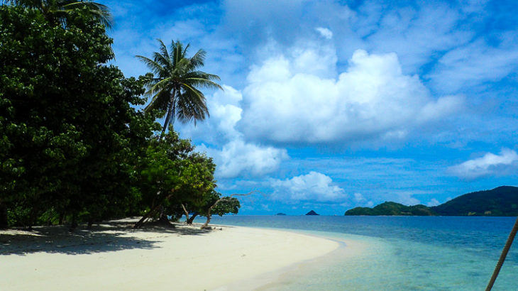 Diatoy Island, one of the Best Beaches in the Philippines