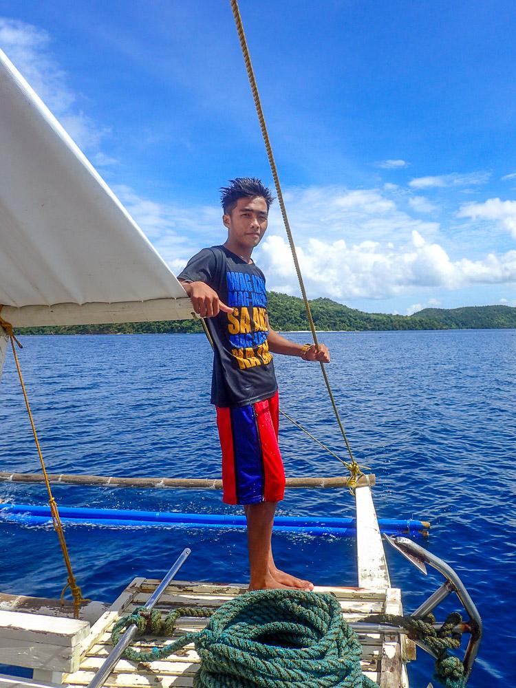 Club Paradise Palawan Boat Crew