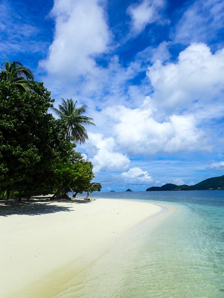 Diatoy Island Palawan Philippines